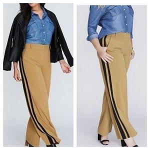Tuxedo pants sz 20 wide leg R NWT